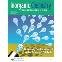 Inorganic Chemistry: Volume 53, Issue 1