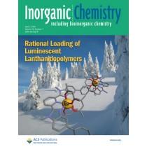 Inorganic Chemistry: Volume 53, Issue 7