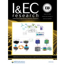 Industrial & Engineering Chemistry Research: Volume 58, Issue 12