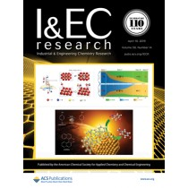 Industrial & Engineering Chemistry Research: Volume 58, Issue 14