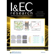 Industrial & Engineering Chemistry Research: Volume 59, Issue 33
