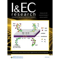Industrial & Engineering Chemistry Research: Volume 60, Issue 7