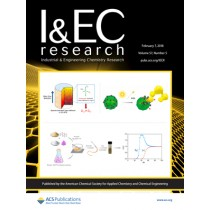 Industrial and Engineering Chemistry Research: Volume 57, Issue 5