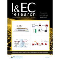 Industrial and Engineering Chemistry Research: Volume 57, Issue 8