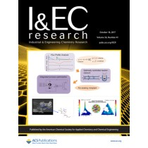 Industrial and Engineering Chemistry Research: Volume 56, Issue 41