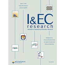 Industrial & Engineering Chemistry Research: Volume 49, Issue 5