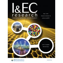 Industrial & Engineering Chemistry Research: Volume 53, Issue 18