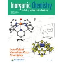 Inorganic Chemistry: Volume 53, Issue 21