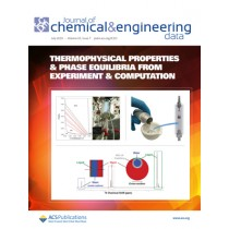 Journal of Chemical & Engineering Data: Volume 65, Issue 7