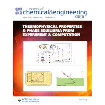 Journal of Chemical & Engineering Data: Volume 65, Issue 8