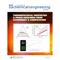 Journal of Chemical and Engineering Data: Volume 61, Issue 4