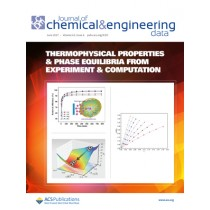 Journal of Chemical & Engineering Data: Volume 62, Issue 6