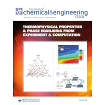 Journal of Chemical & Engineering Data: Volume 63, Issue 1