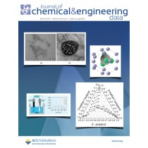 Journal of Chemical & Engineering Data: Volume 59, Issue 3