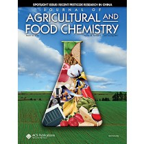 Journal of Agricultural and Food Chemistry: Volume 58, Issue 5