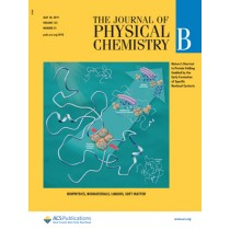 Journal of Physical Chemistry B: Volume 123, Issue 21