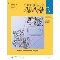 Journal of Physical Chemistry B: Volume 123, Issue 8