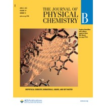 Journal of Physical Chemistry B: Volume 119, Issue 13
