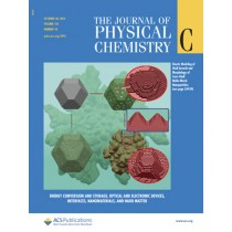 Journal of Physical Chemistry C: Volume 118, Issue 43
