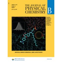 The Journal of Physical Chemistry B: Volume 118, Issue 4