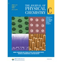 The Journal of Physical Chemistry C: Volume 118, Issue 2