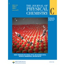 The Journal of Physical Chemistry C: Volume 118, Issue 10