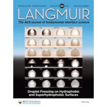 Langmuir: Volume 35, Issue 51