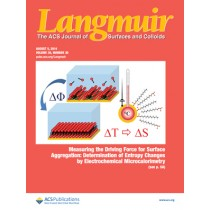 Langmuir: Volume 30, Issue 30