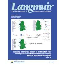 Langmuir: Volume 30, Issue 32