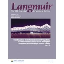 Langmuir: Volume 30, Issue 41
