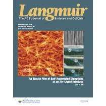 Langmuir: Volume 30, Issue 46