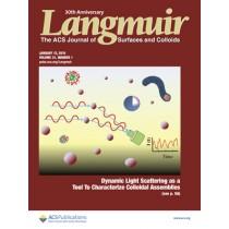Langmuir: Volume 31, Issue 1