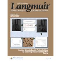 Langmuir: Volume 31, Issue 2