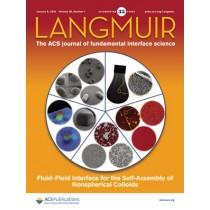 Langmuir: Volume 35, Issue 1