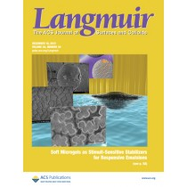 Langmuir: Volume 28, Issue 50