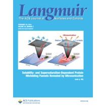 Langmuir: Volume 30, Issue 7