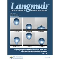 Langmuir: Volume 30, Issue 14