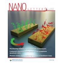 Nano Letters: Volume 19, Issue 1