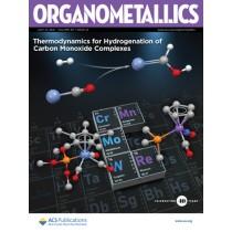 Organometallics: Volume 40, Issue 13