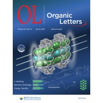 Organic Letters: Volume 23, Issue 14